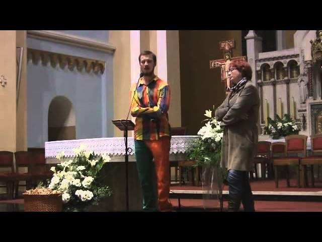 Świadectwo Urszuli Mela wraz z synem Jankiem