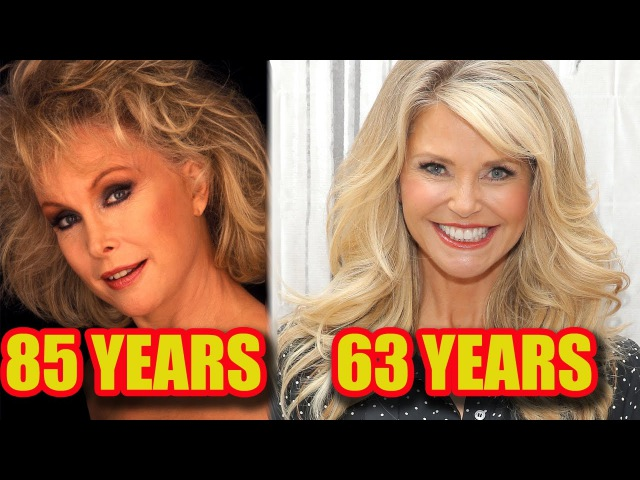 20 Most Beautiful Old Womens Celebrity Over 60 Years