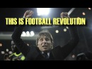 This is Football Revolution by Antonio Conte