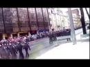 Военный парад в честь дня независимости Эстонии с нецензурным комментарием