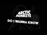 (WIP) Arctic Monkeys - Do I Wanna Know Kinetic Typography Lyric Video