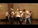 BBB.Музыка в метро Brevis Brass Band popurri Madcon beggin.Mahalageasca