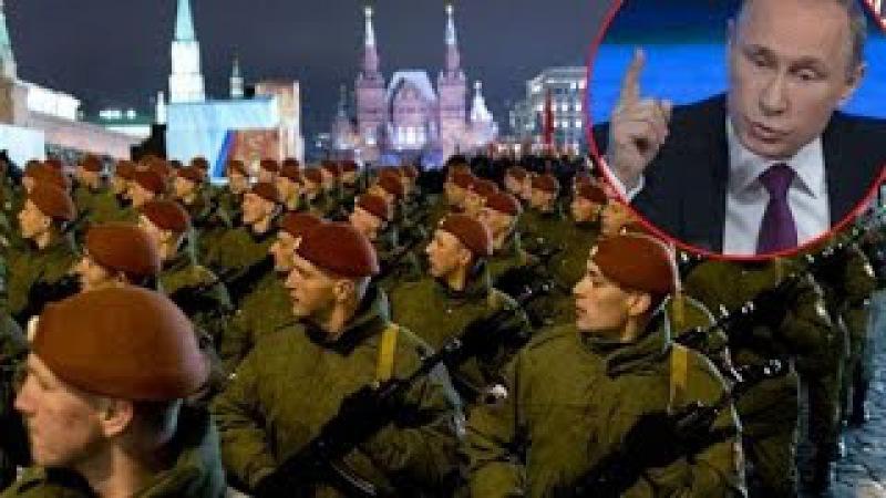 HOCE LI RUSI NAPOKON UCI KOPNENO U SIRIJU POSLE NAJNOVIJIH ESKALACIJA?!?!?!