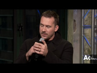 Barry Sloane Discusses History Channel's Show, SIX | BUILD Series