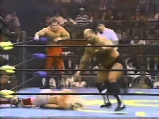 Rock N' Roll Express vs. Arn Anderson and Chris Benoit (10-14-1996)