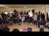 Battle RBH 2017  1st round Cergy Style vs K-Yoo &amp Yass