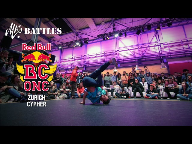 Dr.Hill vs Moa | Red Bull BC One Zürich Cypher 2017 | Final
