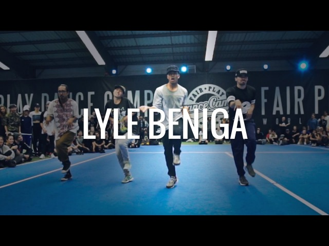 ★ Lyle Beniga ★ Give It To Me Baby ★ Fair Play Dance Camp 2016 ★