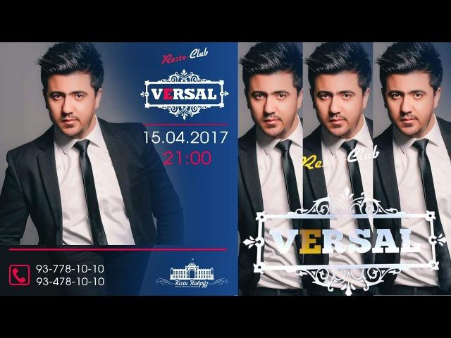 Консерти Валиҷон Азизов 15 Апрел 2017 дар шаҳри Душанбе дар кохи Наврӯз