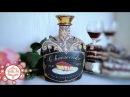 Декор бутылки / Декупаж / Подробный мастер класс