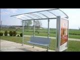 В Узбекистане появятся новые стеклянные остановки-павильоны
