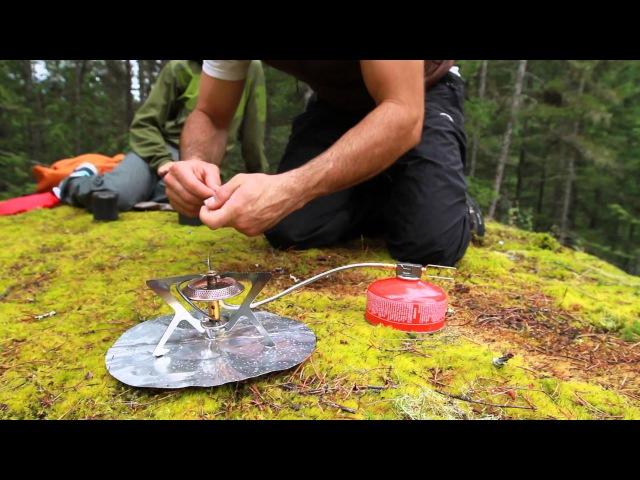 MSR Stoves: Liquid Feed Mode