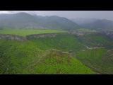 Армения эпические кадры с высоты птичьего полета, (Часть 2) [HD]