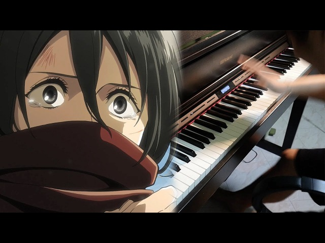 Shingeki no Kyojin 2 Episode 7 8 OST - 2Volt (Piano Orchestral Cover) [EMOTIONAL]