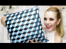 DIY COJIN DECORATIVO CON EFECTO 3D 3D EFFECT PILLOW DIY