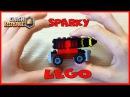 Спарки из лего! Clash Royale Sparky Lego