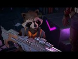 Guardians of the Galaxy  The Telltale Series Episode 2 Part 3 Under Pressure
