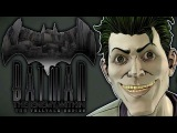 Batman The Enemy Within Episode 1 The Enigma Part 2 The Joker Is Our Best Friend