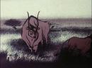 Лев и бык (Фёдор Хитрук) [1983 г., Мультфильм/Детский/Рисованный]