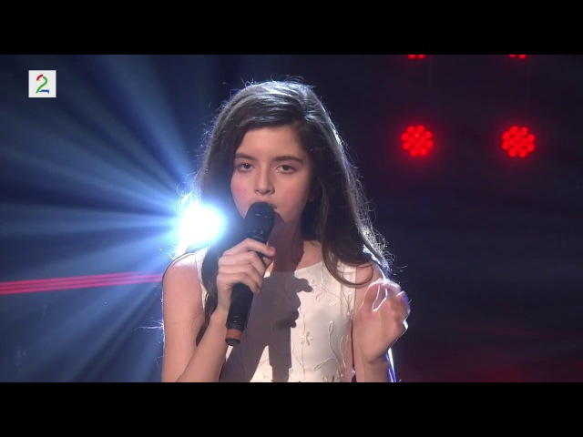 Angelina Jordan 10 Year Old Feeling Good LIVE on The Stream Gir Tilbake