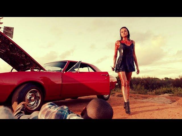 Кровавая гонка / Blood Drive. 1 сезон - Озвученный трейлер. Сериалы 2017
