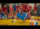 Ярославль Самбо Мастер класс Дмитрий Лебедев Передняя подножка с колен