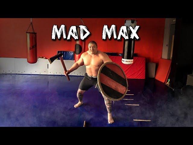 MAD MAX - RUSSIAN WAR MACHINE - MOTIVATION - Максим Новосёлов
