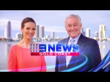 Electric Drift Trikes - Mayhem on the streets of the Gold Coast [ 9News Report ]
