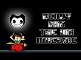 DAGames - Bendy and the Ink Machine Build Our Machine (Drum Cover) -- The8BitDrummer
