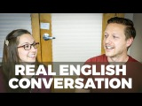 ADVANCED ENGLISH CONVERSATION!!! Jack and Vanessa Talk About Books, Holidays, Living Abroad, &amp More!