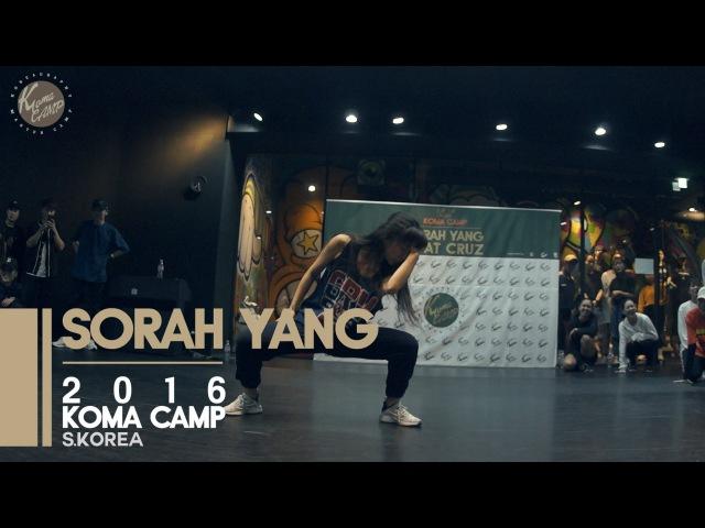 Sorah Yang | Hermitude - The Buzz (feat. Mataya Young Tapz) | KOMACAMP 2016