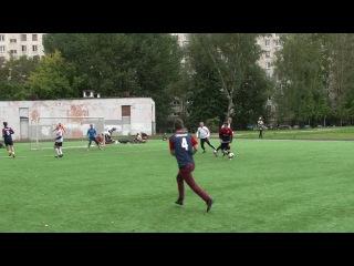 18.09.2016. Обзор матча. Brazzers 3 2 Newteamfootballpro