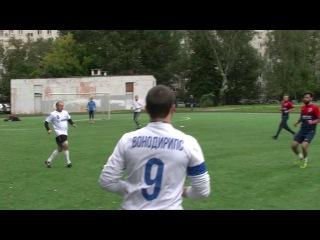 18.09.2016. Матч. Brazzers 3 2 Newteamfootballpro
