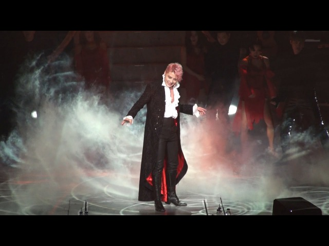 161211 XIA Ballad&Musical Concert with Orchestra vol.5 Life after Life Junsu 준수 ジュンス