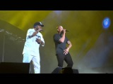 Ice Cube wDr. Dre, MC Ren &amp DJ Yella (N.W.A. reunion) - California Love (2Pac) - live Coachella