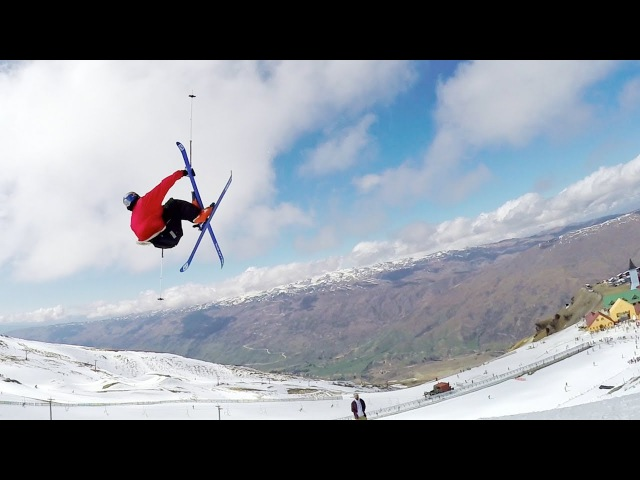 GoPro Ski: You Call The Tricks with Bobby Brown
