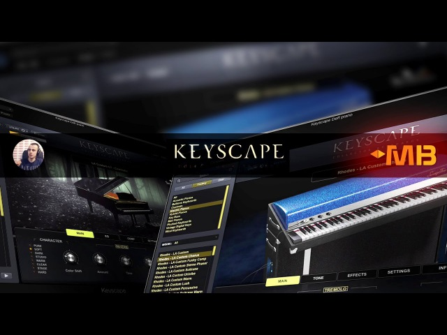 Spectrasonics Keyscape Арам Киракосян