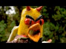 "Radioactive Chicken Heads ""DEVILED EGG"" El Pollo Diablo music video"