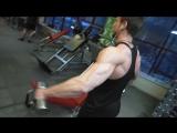 Мотивация. Тренировка рук. Жиросжигающая тренировка. Средняя дельта. Как накачать бицепс. Тренировка плеч дельт