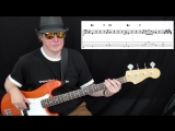 Dreadlock Holiday by 10CC on Bass With Tabs