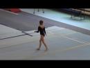 Спортивная гимнастика памяти И.Г. Джабарова - Девочка и оса 21.05.2017 (Нижнекамск)