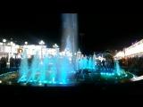 SOHO Square в Шарм-эль-Шейхе поющий фонтан 2014