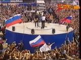 Би-2 feat. Ю. Чичерина Мой рок-н-ролл (Нашествие 2002)