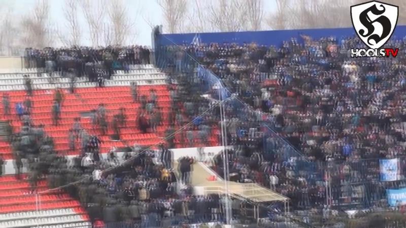 Hooligans vs Police _ FC Volga NN - Dynamo Moscow