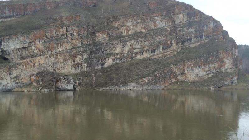 6 мая 2017 г. Скала Салавата, река Юрюзань близ Малояза и моя новая машина, РБ