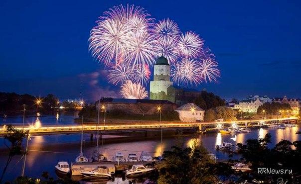 19 августа в Выборге пройдут мероприятия, посвященные Дню города Выбор