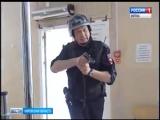 Вневедомственная охрана и и ВГТРК «Вятка» в рамках подготовки учебных заведений к 1 сентября проверили, как работает «тревожная