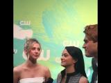 19 мая  Интервью Камилы, Лили и Кей Джея для FOX.