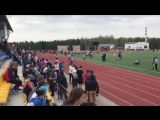 100 метров Чемпионат ОАО Сургутнефтегаз !!!