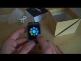 Обзор и настройка умных часов Smart Watch GT08